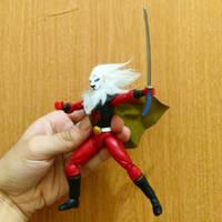 custom figure shf lionmaru Shishimaru