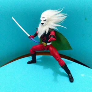 custom figure shf lionmaru