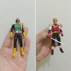 custom shodo ninja jiraiya by sjk sby