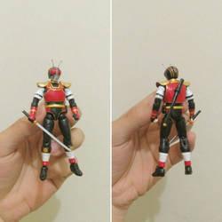 custom shodo Jiraiya black