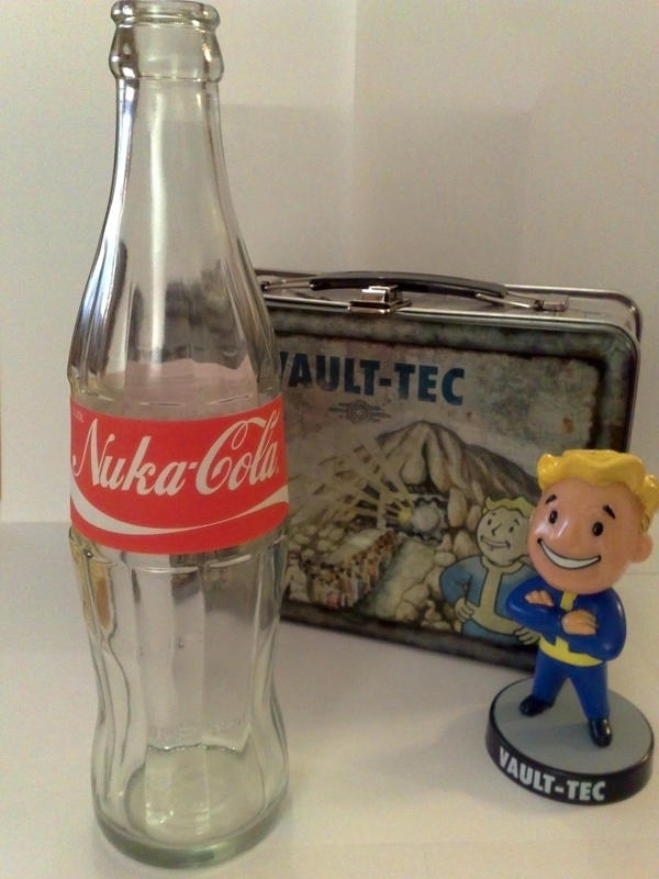 Nuka-Cola, Fallout style by Whatpayne