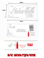 Nuka-Cola Clear label by Whatpayne