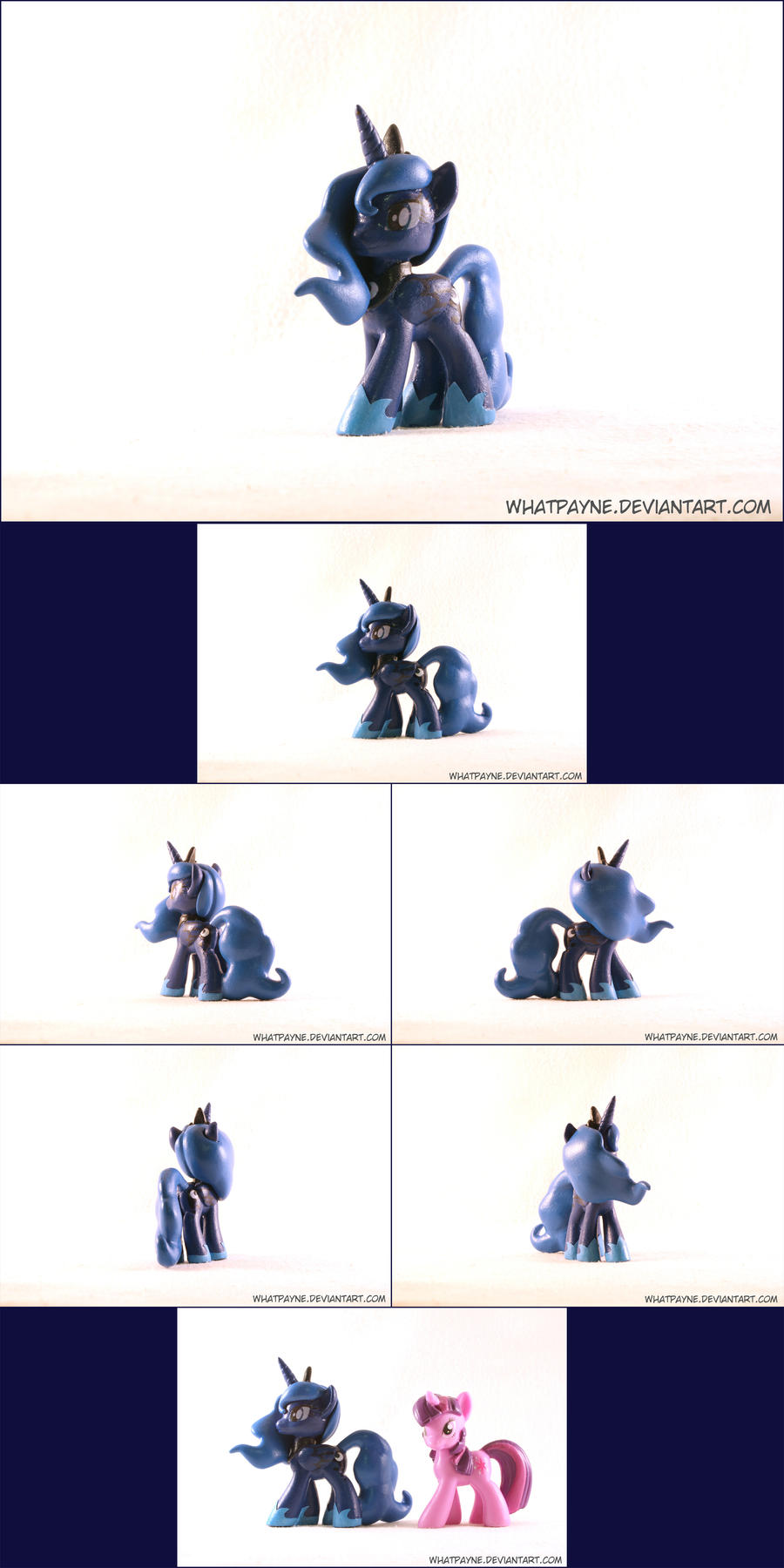 Luna blindbag Custom by Whatpayne