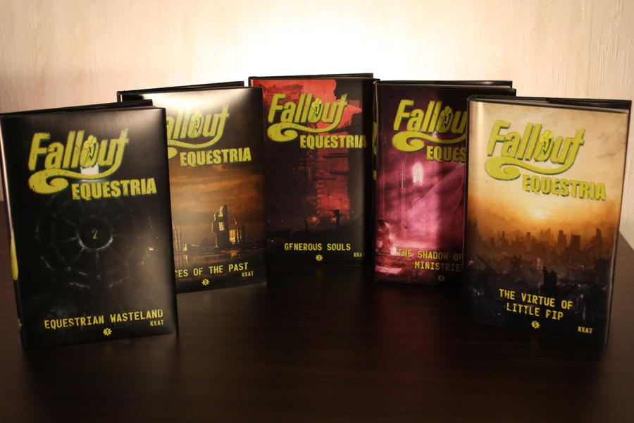 Fallout:Equestria - Dust Jackets by Whatpayne