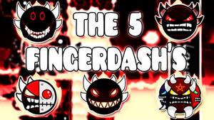 THE 5 FINGERDASHS