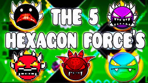 THE 5 HEXANGON FORCES