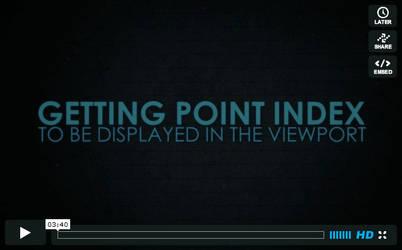 Point Index In Viewport by Sataneev