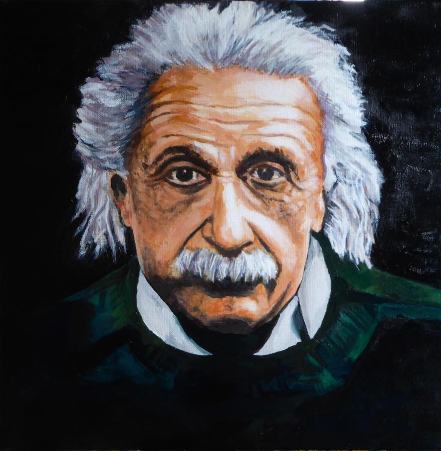 Albert Einstein by vinny53