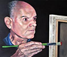Self-Portrait 2017 by vinny53