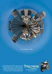 triumph's ad