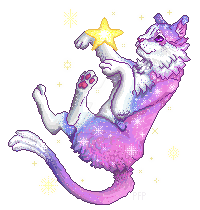 Star Dust by pixelsforpaws