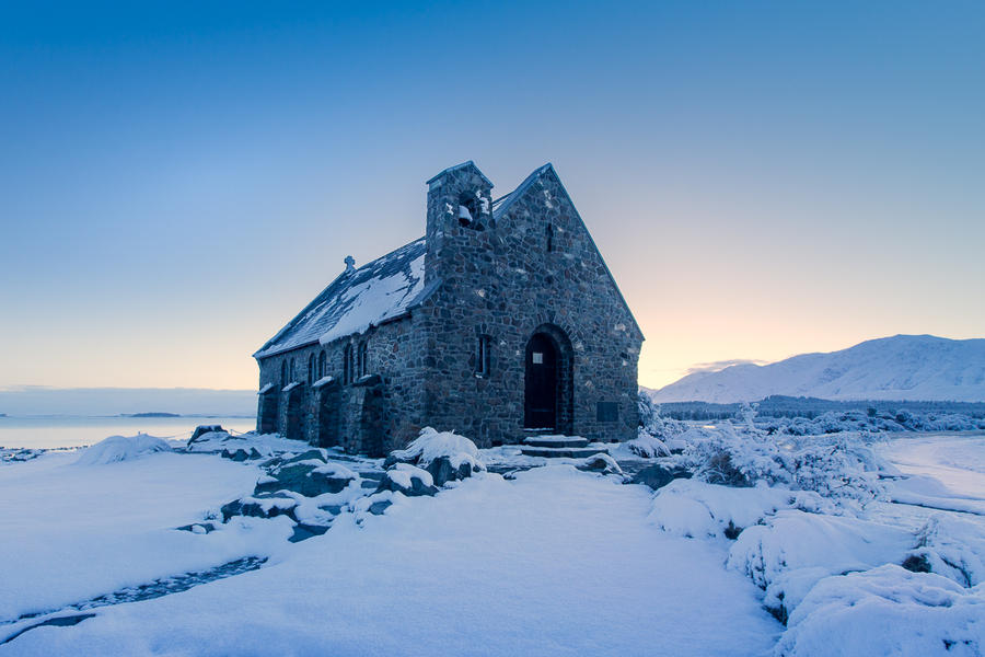 church of the good shepherd by Katoman