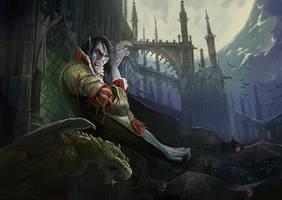 Vampire Knight by GuzBoroda