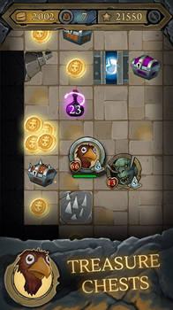 Screenshots treasure chests