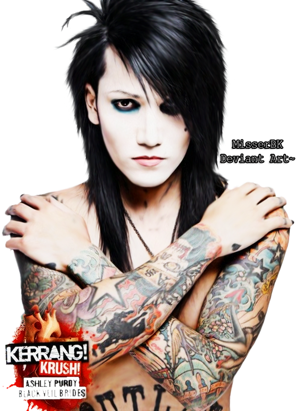 ashley purdy render by misserbk on deviantart