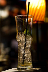 The Empty Glass by kenjis9965
