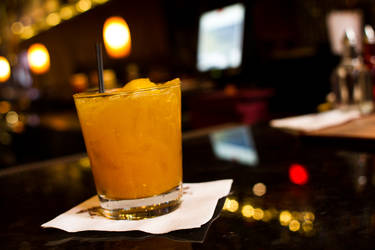 Twisted Whisky Sour