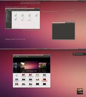 Lucigence Desktop by simmesimme