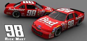 1999 Rick Mast Budweiser Ford
