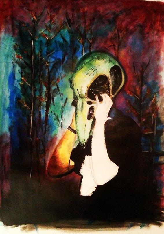 Painting by PufferfishCat