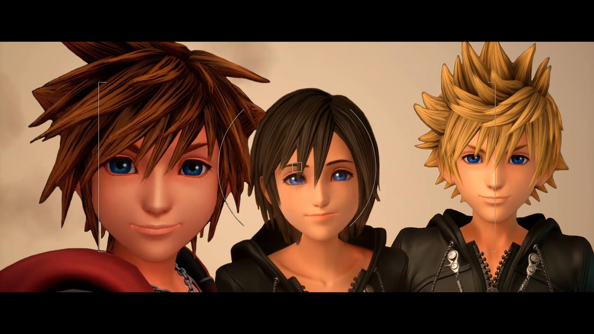 Kingdom Hearts 3 Sora Xion And Roxas Wallpaper By