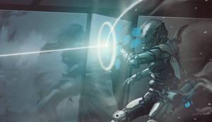 Shield concept.