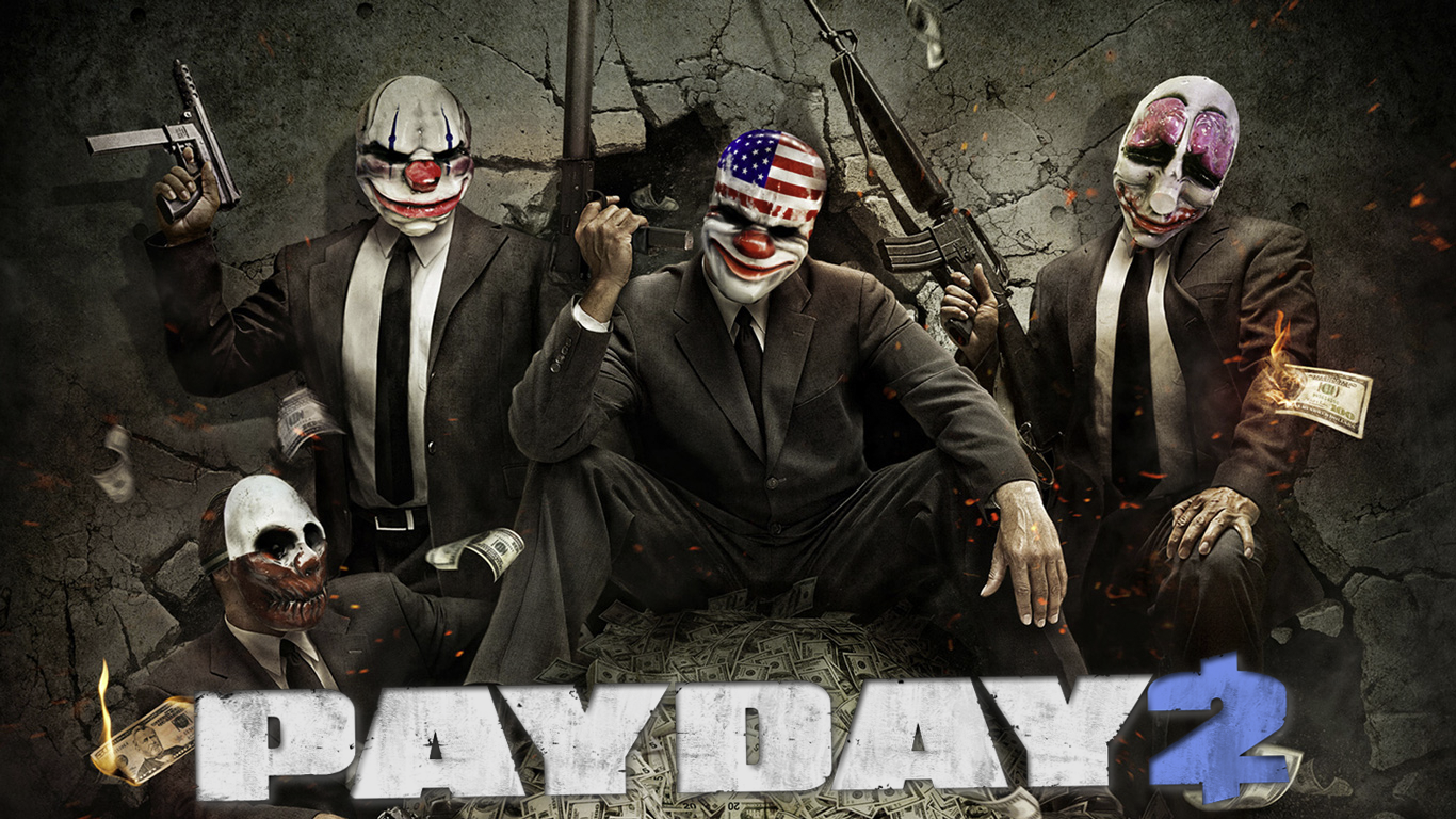 Payday-2-wallpaper by Timboow2 on DeviantArt