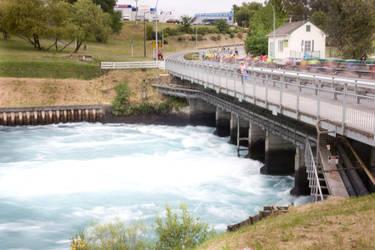 Water under the bridge by wishez