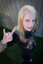 Rock Girl 4 by wishez