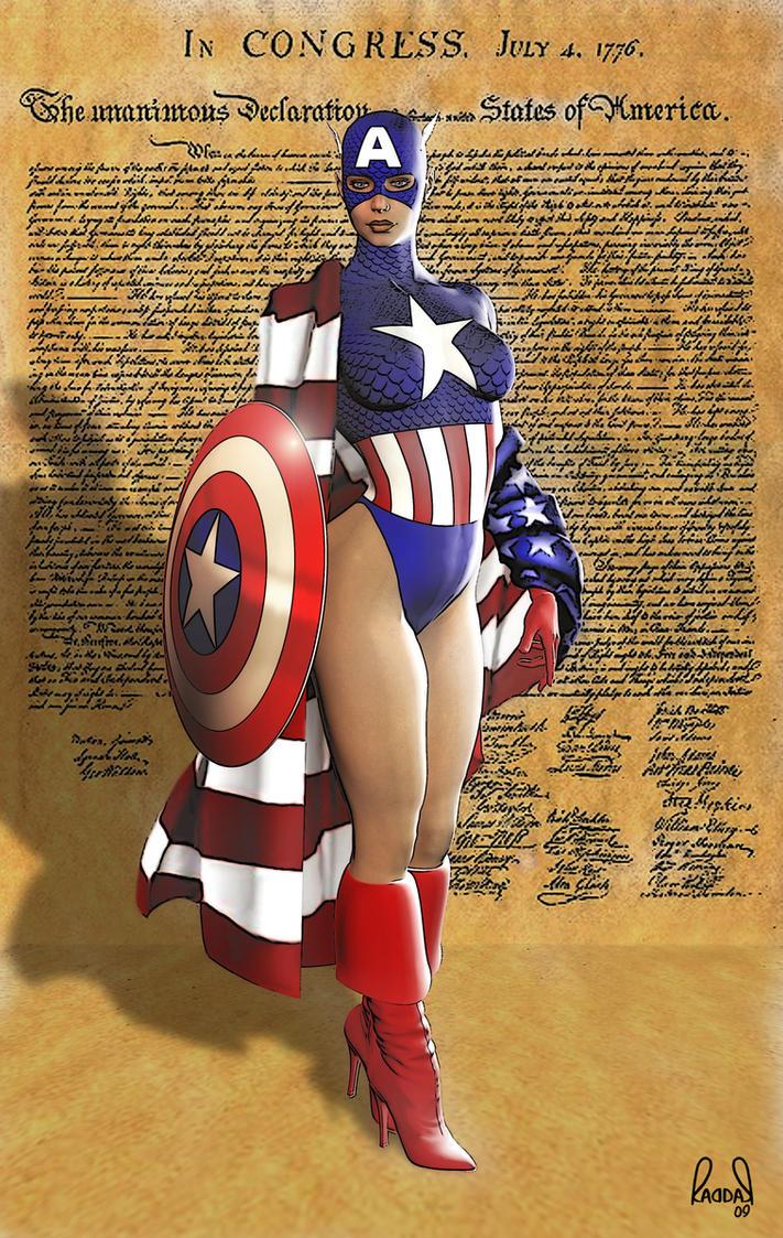 Liberty by Raddar