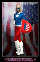 Libertygirl by Raddar