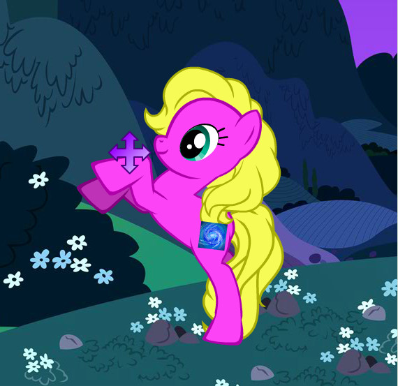 My little pony rose tyler - photo#8