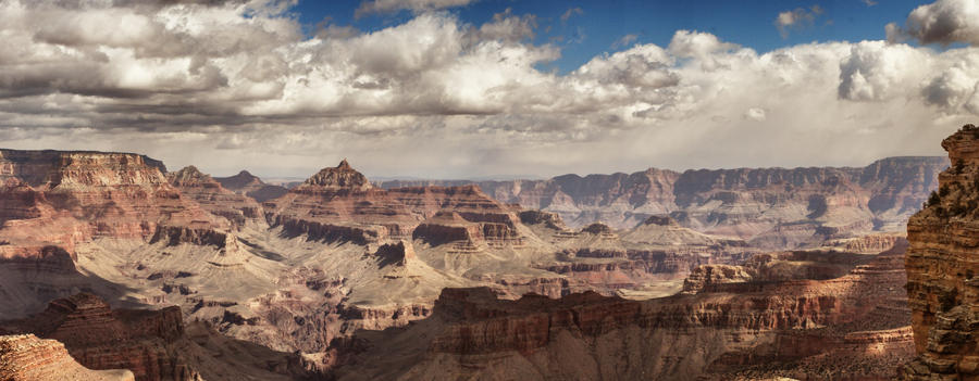 Grand Canyon Fun #3 by cenkphoto