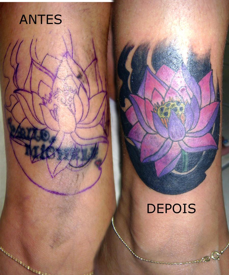 cover up lotus by psychopaintrix on deviantart. Black Bedroom Furniture Sets. Home Design Ideas