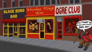 Dota 2 - Ogre Club