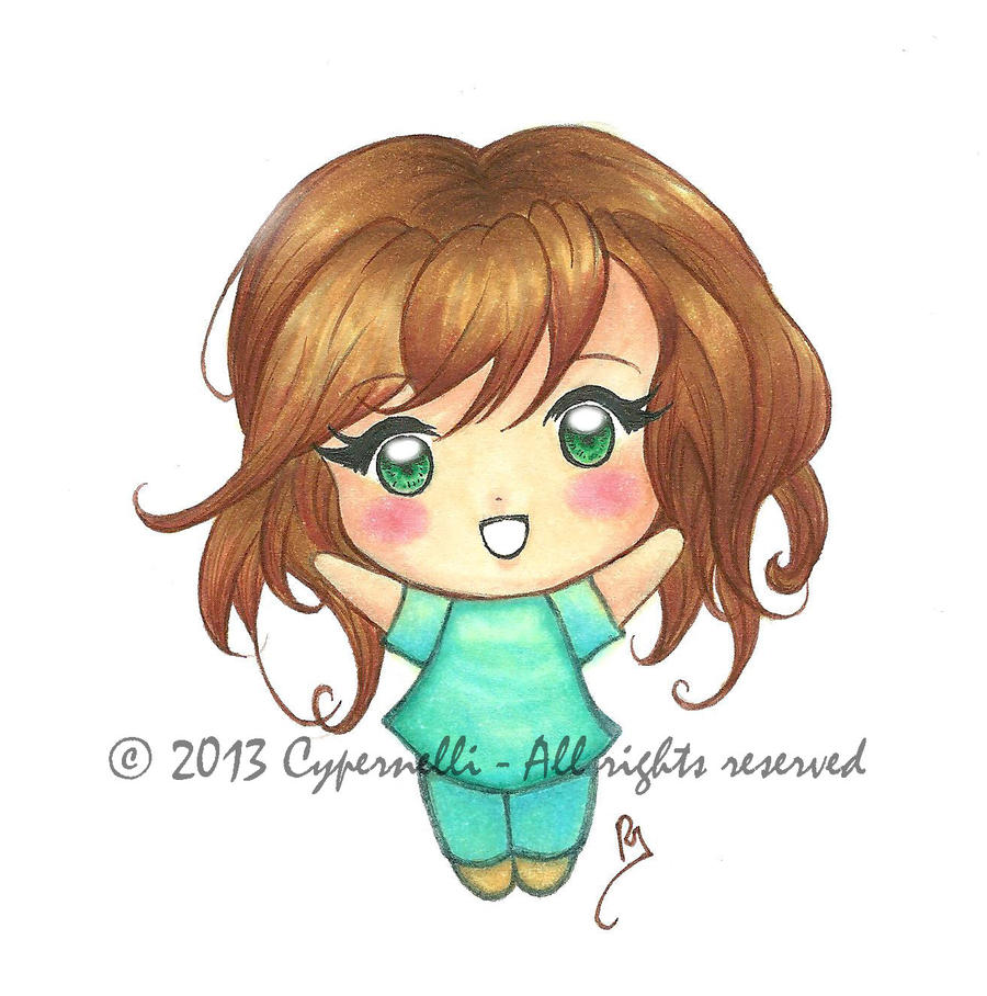 Hi! by Cypernelli