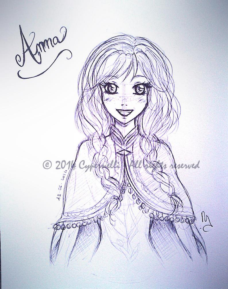 Anna by Cypernelli