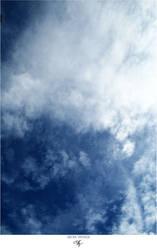 Darkest Blue - Sky Stock by AboveVintage
