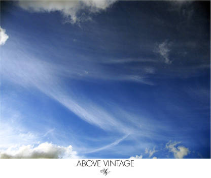 Whispy Dreaming: Sky Stock by AboveVintage