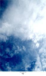 Deeper Blue - Sky Stock by AboveVintage