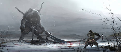battle by artcobain
