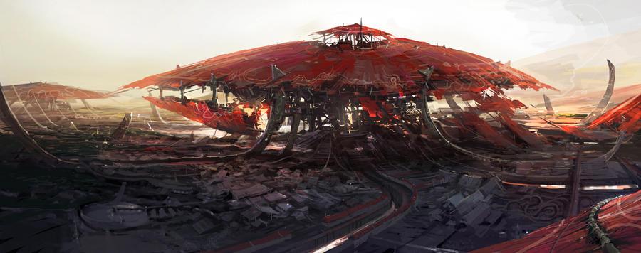 a pavilion by artcobain