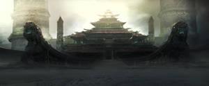 oriental fantasy3 by artcobain