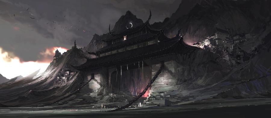 oriental fantasy 3 by artcobain