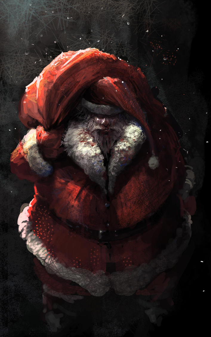 fucking christmas by artcobain