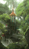 elf forest