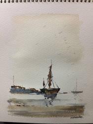 Watercolor 04 by artcobain