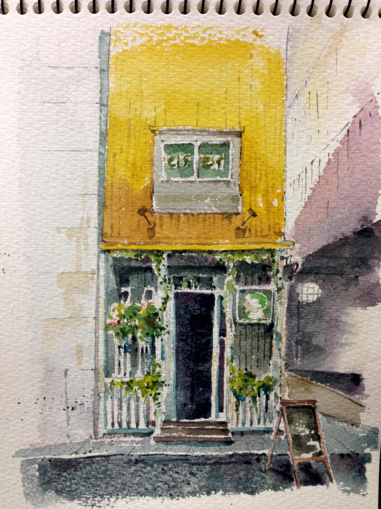 Watercolor 05 by artcobain