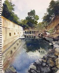 watercolor by artcobain