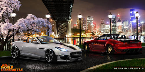 Jaguar F-Type WTB by TOPvt